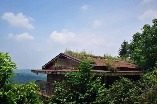 黄瓜山景区