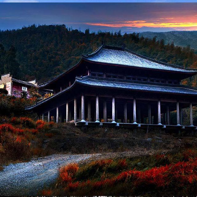 杨岐山风景区