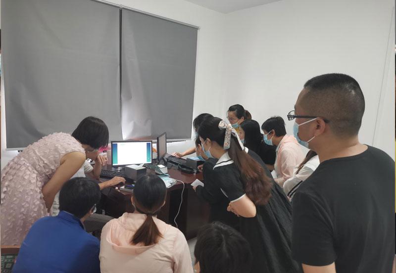 易景通景区票务管理系统培训